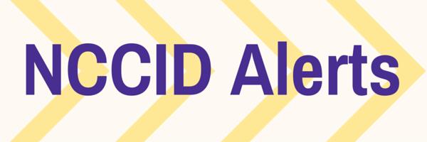 NCCID Alerts