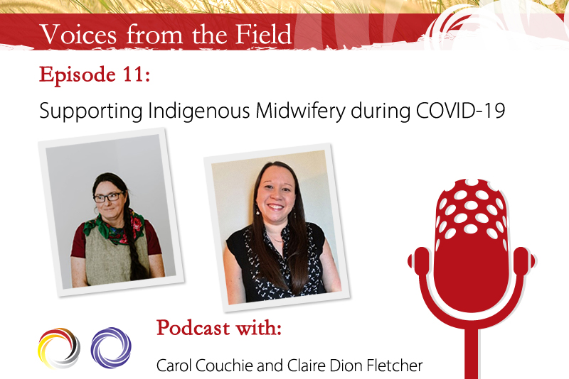 "NCCID joins ""Voices from the Field"" Podcast"